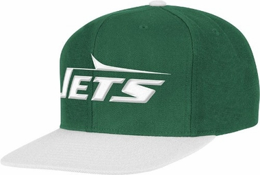 New York Jets 2-Tone Vintage Snap back Hat