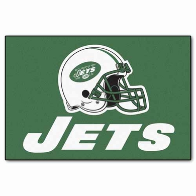 New York Jets 20 x 30 Rug