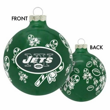 New York Jets 2010 Traditional Ornament