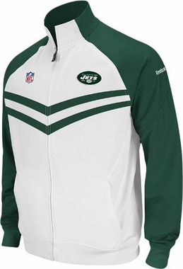 New York Jets 2011 Sideline Full Zip Travel Jacket