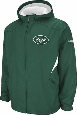 New York Jets 2011 Sideline Kickoff Midweight Jacket