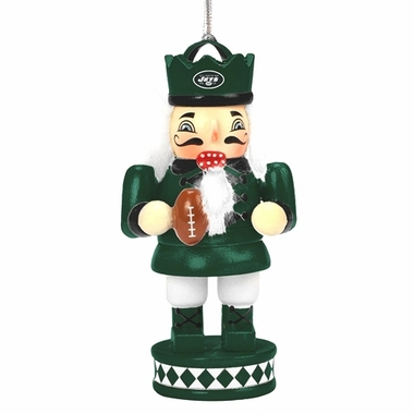 New York Jets 2012 Nutcracker Ornament