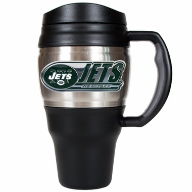 New York Jets 20oz Oversized Travel Mug