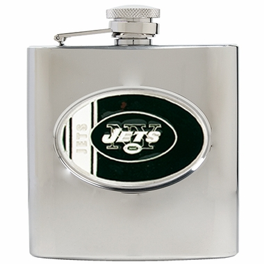 New York Jets 6 oz. Hip Flask