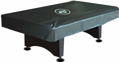 New York Jets 8 Foot Pool Table Cover