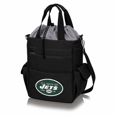 New York Jets Activo Tote (Black)