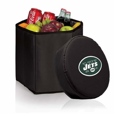 New York Jets  Bongo Cooler / Seat (Black)