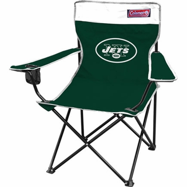 New York Jets Broadband Quad Tailgate Chair