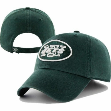 New York Jets Cleanup Adjustable Hat