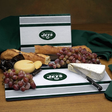 New York Jets Cutting Board Set