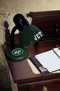 New York Jets Dorm Lamp