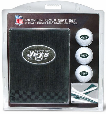 New York Jets Embroidered Towel Gift Set