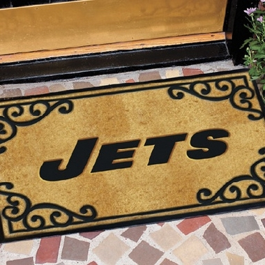 New York Jets Exterior Door Mat