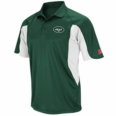 New York Jets Field Classic IV Performance Polo