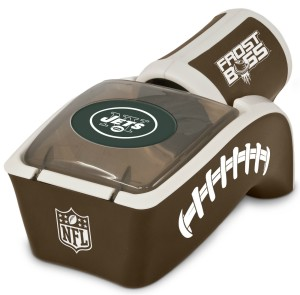 New York Jets Frost Boss Beverage Chiller