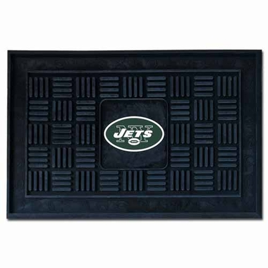 New York Jets Heavy Duty Vinyl Doormat