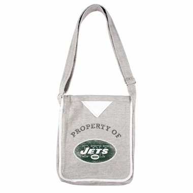 New York Jets Hoodie Crossbody Bag