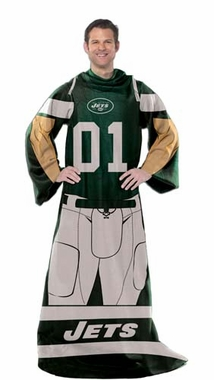 New York Jets Huddler Wrap (Uniform)