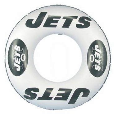 New York Jets Inflatable Inner Tube
