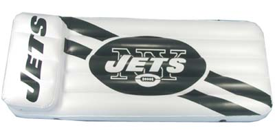 New York Jets Inflatable Raft