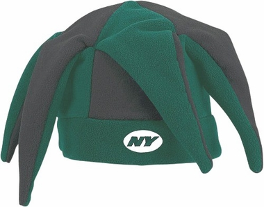 New York Jets Jester Fleece Hat