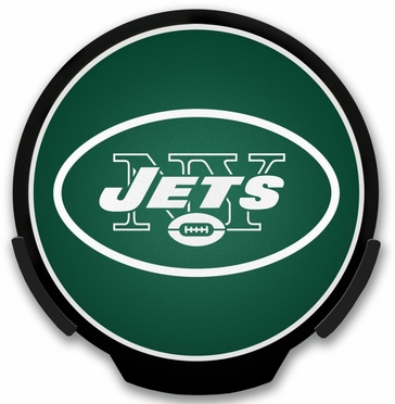 New York Jets Light Up Power Decal