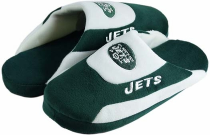 New York Jets Low Pro Scuff Slippers