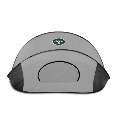 New York Jets Manta Sun Shelter (Black/Gray)