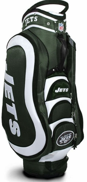 New York Jets Medalist Cart Bag
