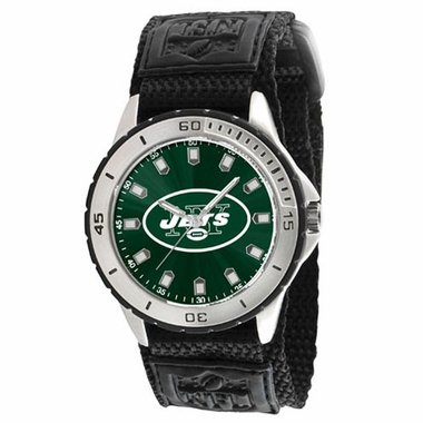 New York Jets Mens Veteran Watch