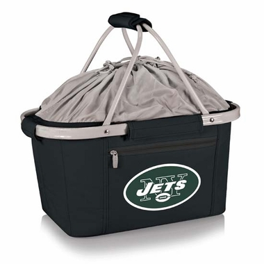 New York Jets Metro Basket (Black)