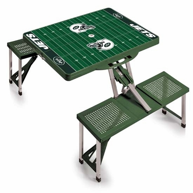 New York Jets Picnic Table Sport (Hunter)