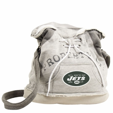 New York Jets Property of Hoody Duffle