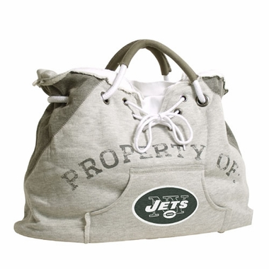 New York Jets Property of Hoody Tote