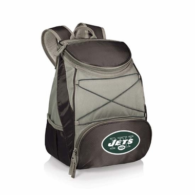 New York Jets PTX Backpack Cooler (Black)