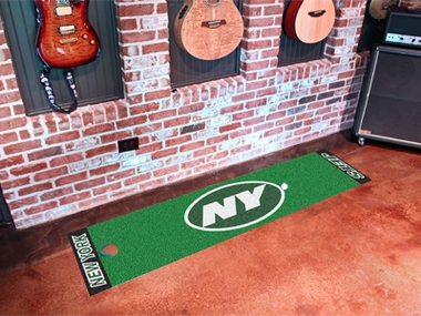 New York Jets Putting Green Mat