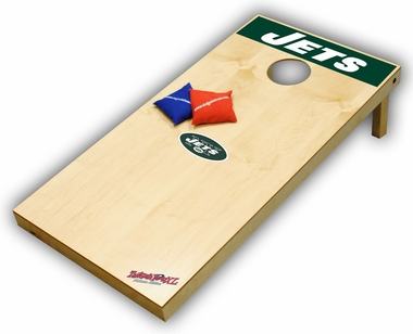 New York Jets Regulation Size (XL) Tailgate Toss Beanbag Game