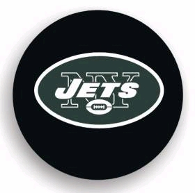 New York Jets Spare Tire Cover (Small Size)