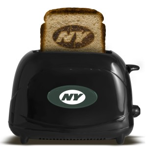 New York Jets Toaster - Black