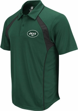 New York Jets Trainer Performance Polo Shirt