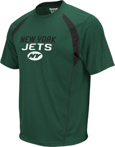 New York Jets Trainer Performance Shirt - Large