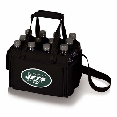 New York Jets Twelve Pack (Black)