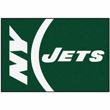 New York Jets Uniform Inspired 20 x 30 Rug
