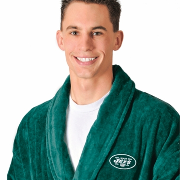 New York Jets UNISEX Bath Robe (Team Color)