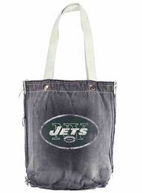 New York Jets Vintage Shopper (Black)