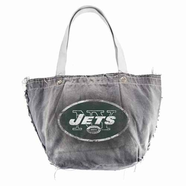 New York Jets Vintage Tote (Black)