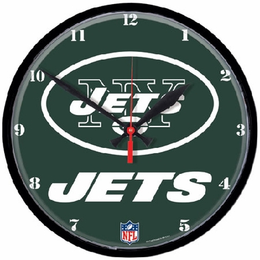 New York Jets Wall Clock