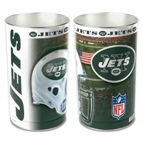 New York Jets Waste Paper Basket
