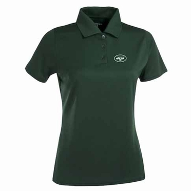 New York Jets Womens Exceed Polo (Team Color: Green)
