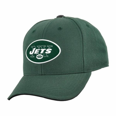 New York Jets Youth Adjustable Slouch Hat